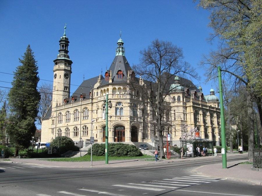 Dokument Severočeské muzeum Liberec