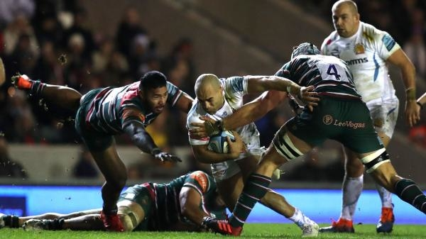 Exeter Chiefs - Leicester Tigers