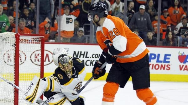 Boston Bruins - Philadelphia Flyers