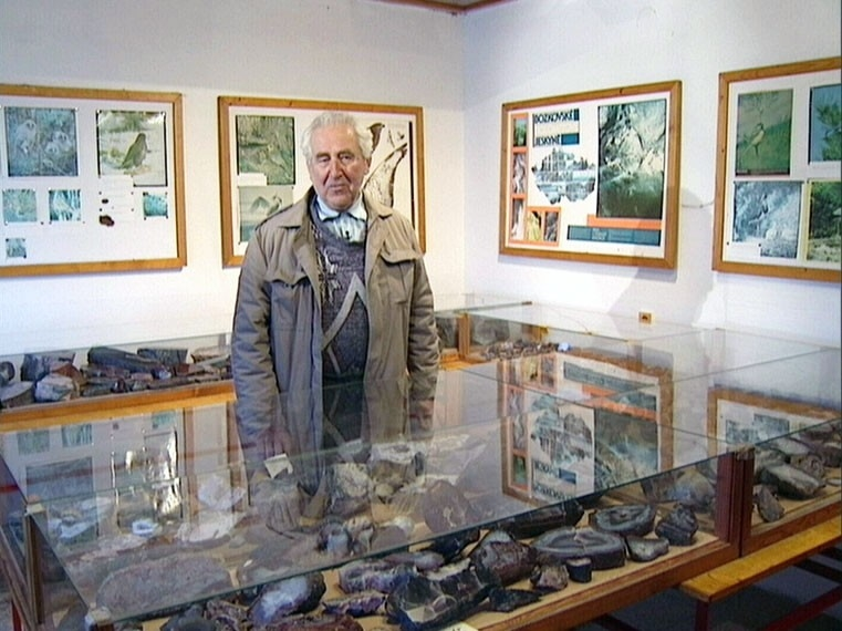 Dokument Muzeum minerálů
