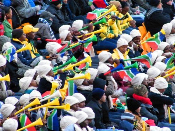 Fotbal v rytmu vuvuzel aneb Premiérový šampionát na africkém kontinentu
