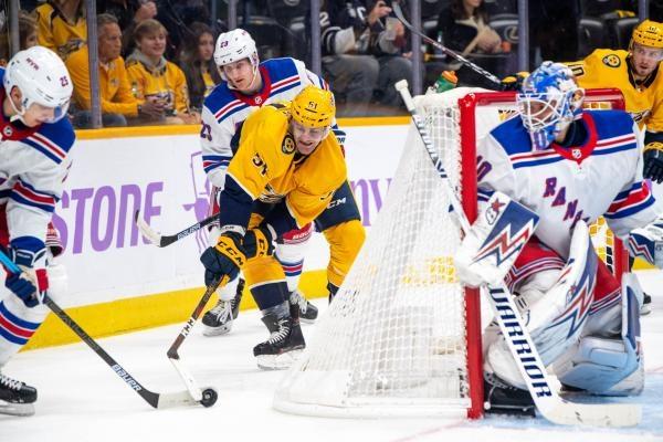 New York Rangers - Nashville Predators