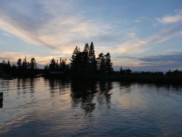 Dokument Divoká jezera