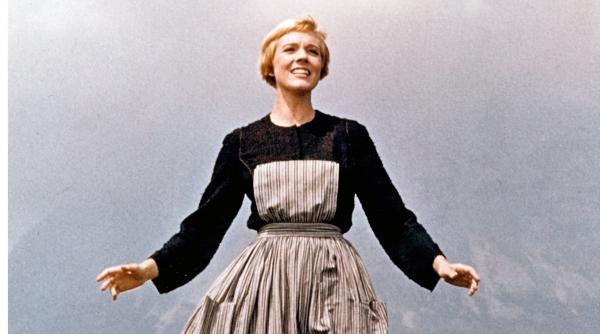 Julie Andrewsová - melodie života