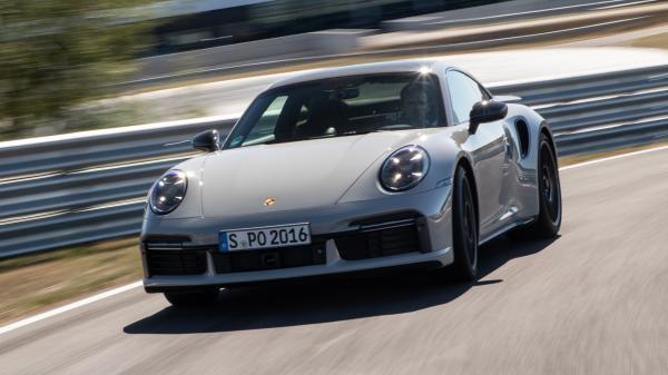 Profíci na konské sily - Vysnívané Porsche