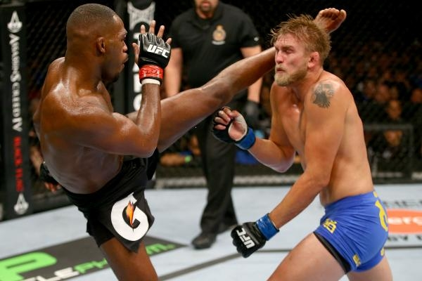 UFC Countdown: Jones vs. Gustafsson 2