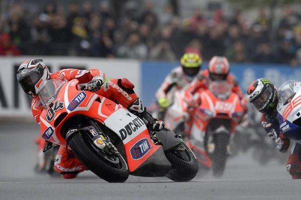 MotoGP - VC Francie (závod MotoGP)