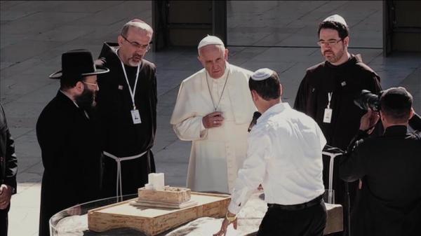 Dokument Až na pokraji: Církev papeže Františka