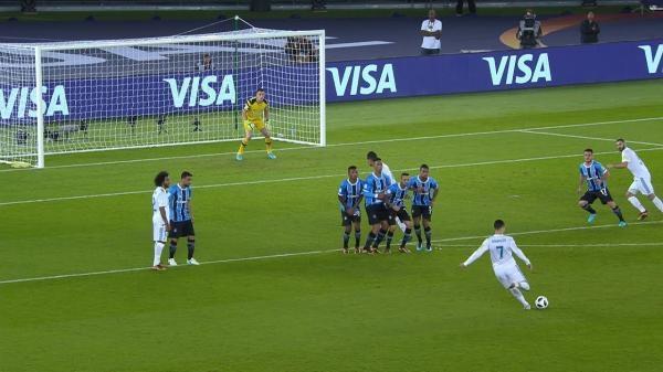 Fotbal: Fotbal: Real Madrid - Gremio FBPA