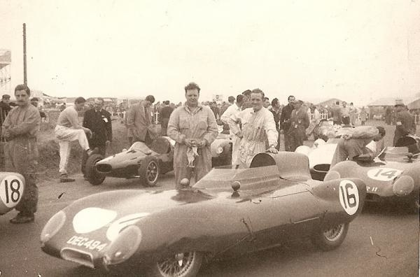GP Legends - Roy Salvadori