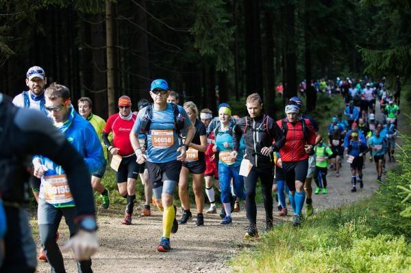 Běhej Lesy – Jizerská