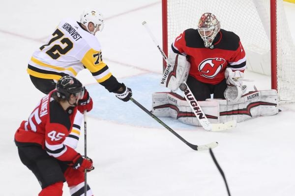NHL Classic games: New Jersey Devils - Pittsburgh Penguins