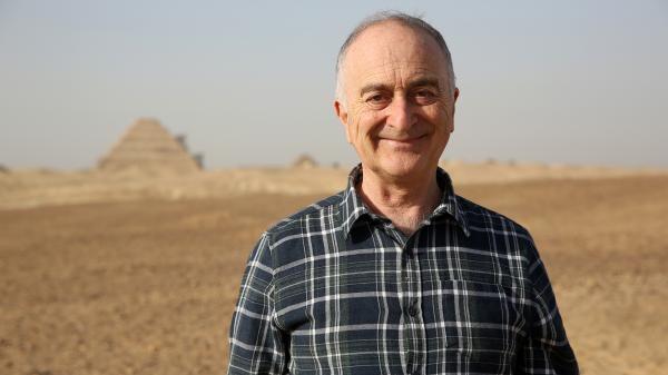 Pátrání po egyptských hrobkách