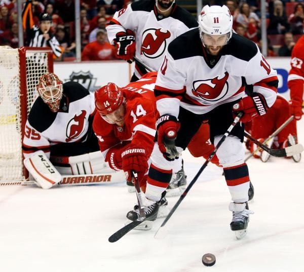 New Jersey Devils - Detroit Red Wings