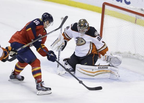 Florida Panthers - Anaheim Ducks