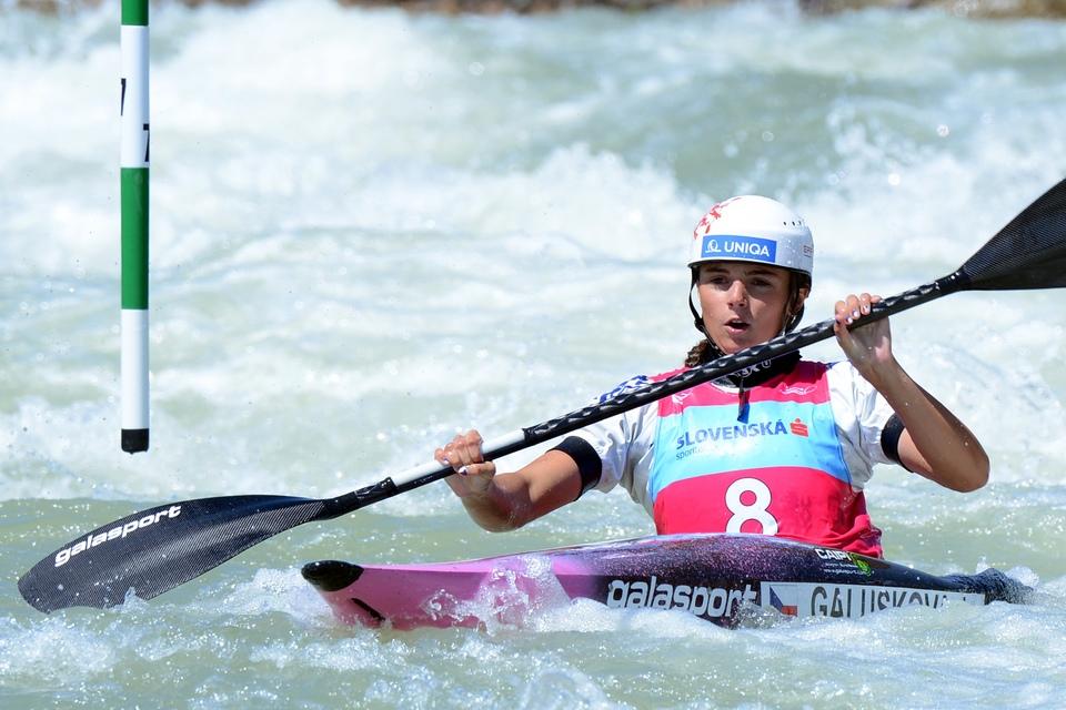 Vodní slalom: MS juniorů a U23 2021 Slovinsko