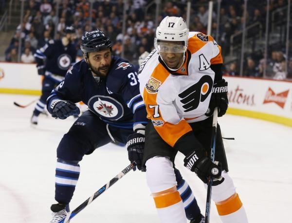 Philadelphia Flyers - Winnipeg Jets