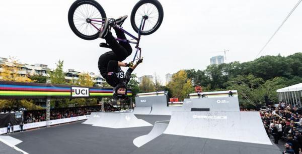 Cyklistika: Urban Cycling 2021 Montpellier