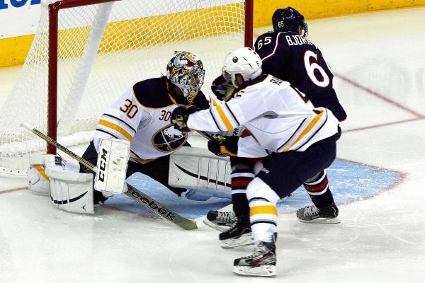 Columbus Blue Jackets - Buffalo Sabres