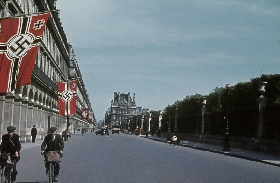 Dokument Paříž proti nacistům