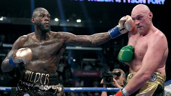 Box: Wilder vs. Fury 2
