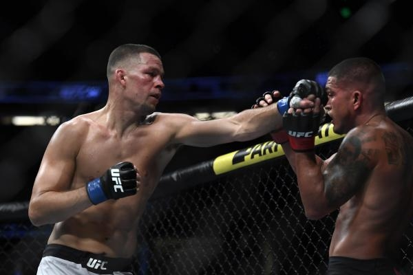 Inside the Octagon: Masvidal vs. Diaz