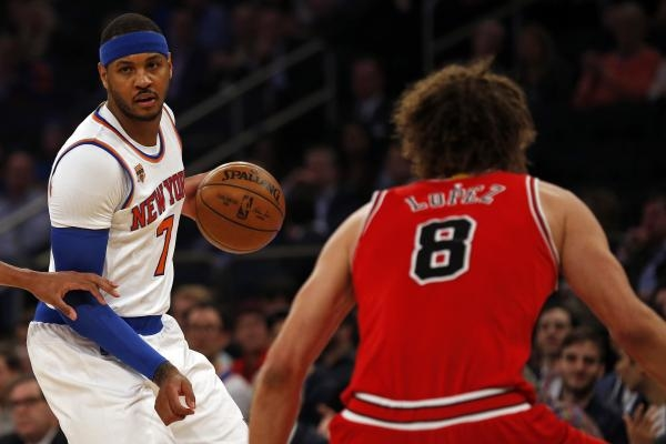 New York Knicks - Chicago Bulls
