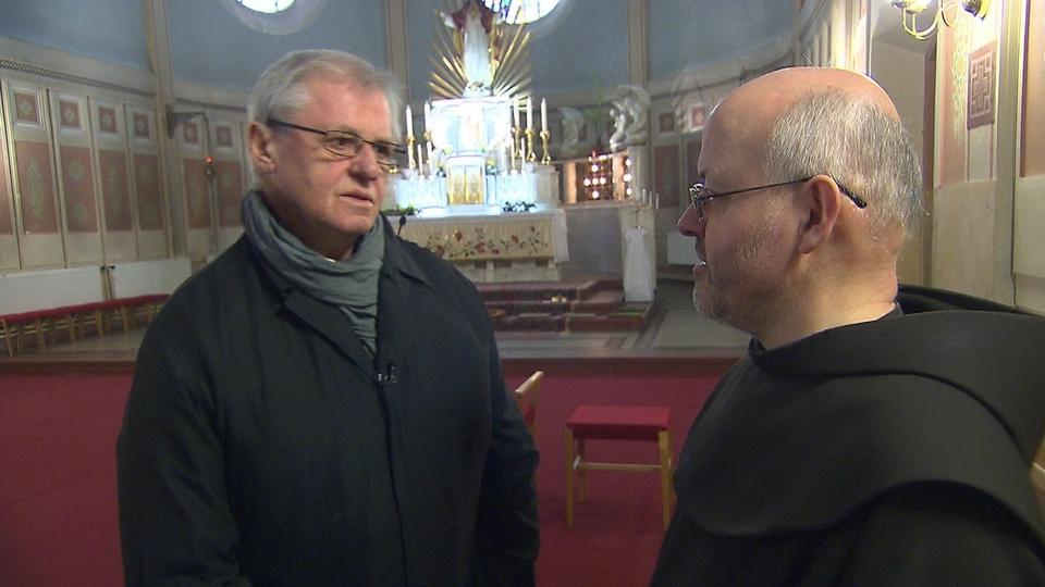 Documentary Duchovní doteky Ladi Kerndla