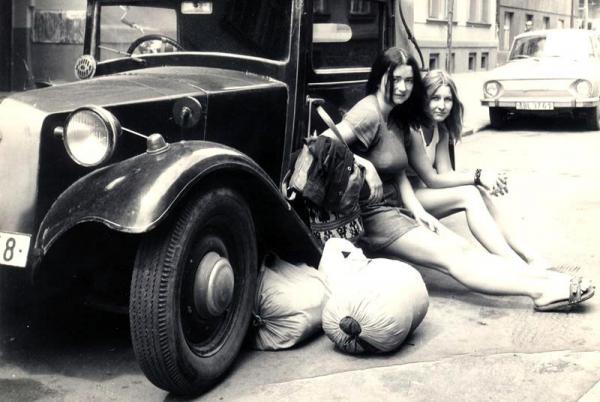 Ženy Charty 77: Zdena Tominová