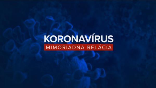 Koronavírus: Mimoriadna relácia