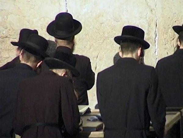 Dokument Izrael: Země třikrát svatá