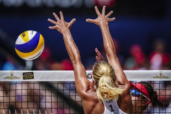 Plážový volejbal: FIVB World Tour 2021 Praha