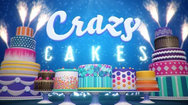 Šílené dorty