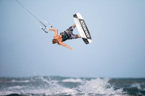 Kiteboarding od A do Z
