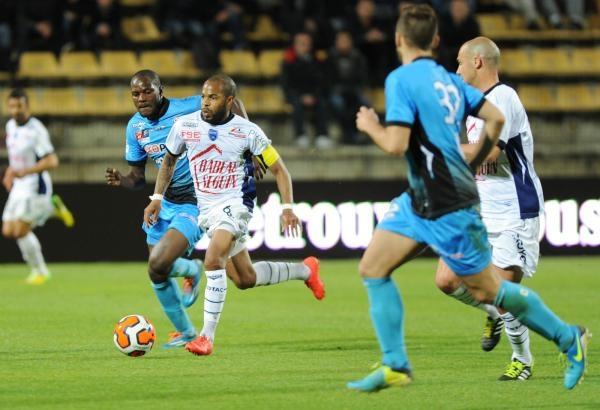 ES Troyes - AJ Auxerre