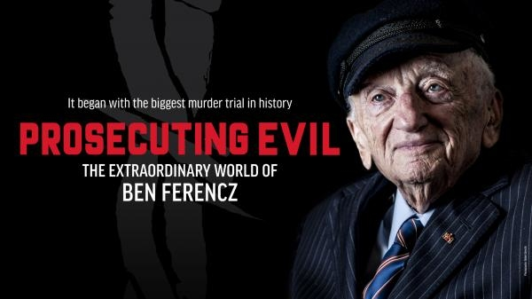 Dokument Ben Ferencz, žalobce zla
