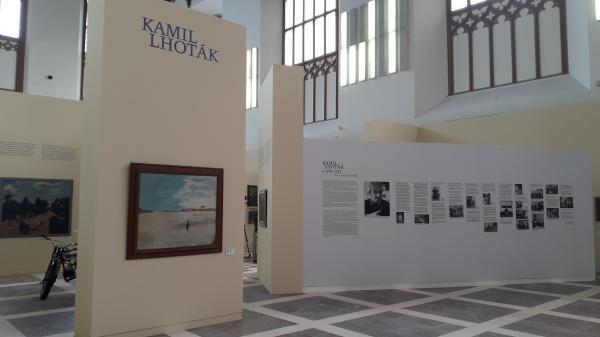 Dokument Kamil Lhoták, poslední romantik