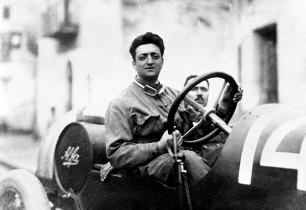 GP Legends - Enzo Ferrari