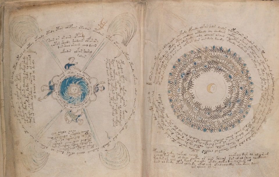 Dokument Tajemství Voynichova rukopisu