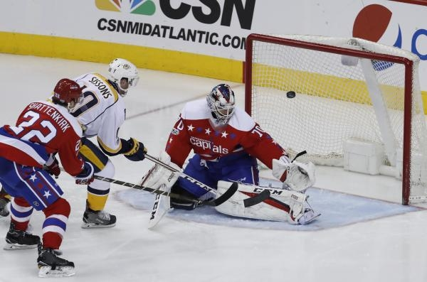 Washington Capitals - Nashville Predators