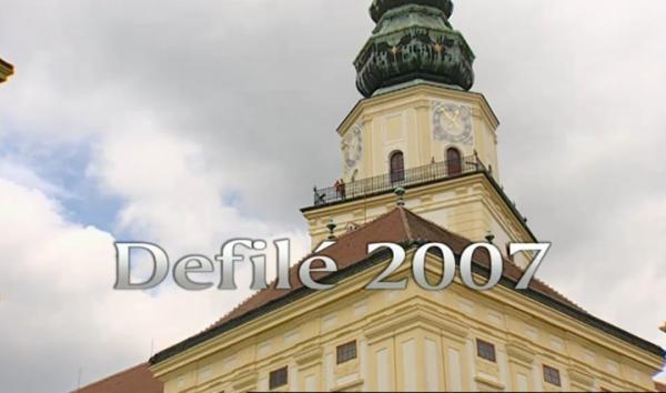 Defilé 2007