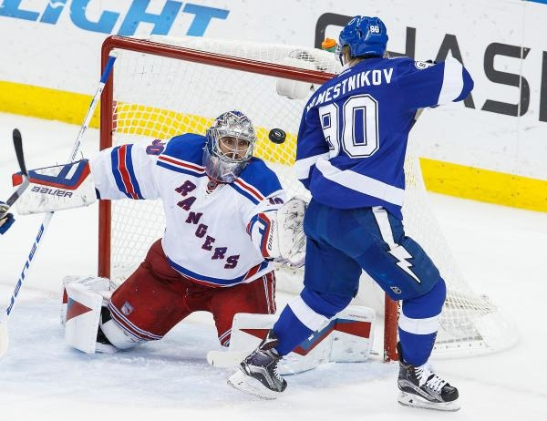 Tampa Bay Lightning - New York Rangers