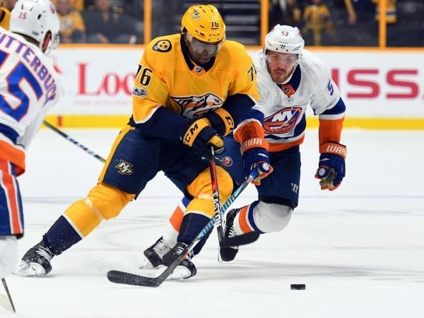 New York Islanders - Nashville Predators