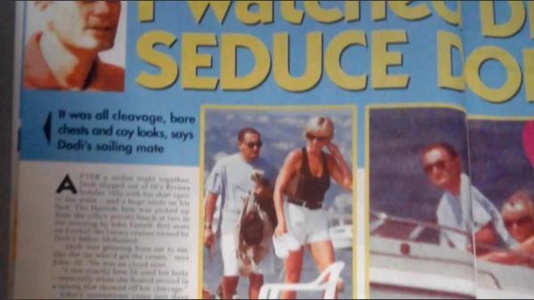 Dokument Diana: 20 let poté
