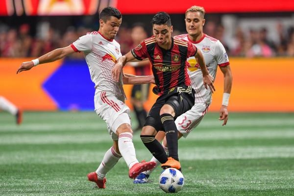New York Red Bulls - Atlanta United FC 19.5.2019