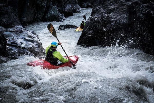 The legend of Muksu - Kayak Expedition
