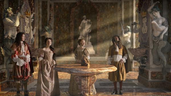 Versailles: Královské mistrovské dílo