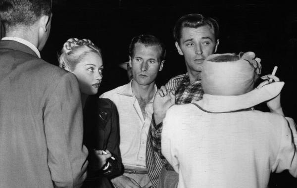 Dokument Robert Mitchum - Hollywoods Bad Boy