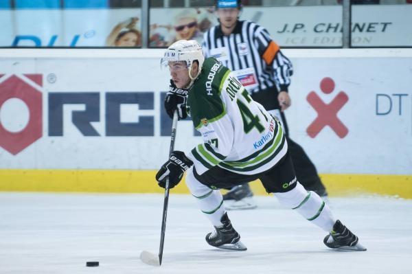 Hokej: HC Sparta Praha - HC Energie Karlovy Vary
