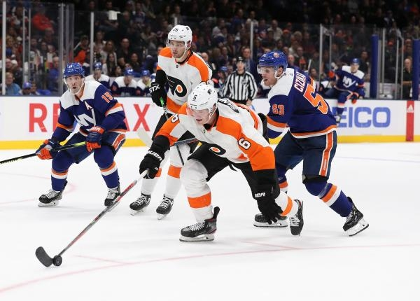 New York Islanders - Philadephia Flyers